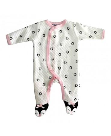 Pijama mameluco 0 a 3 meses